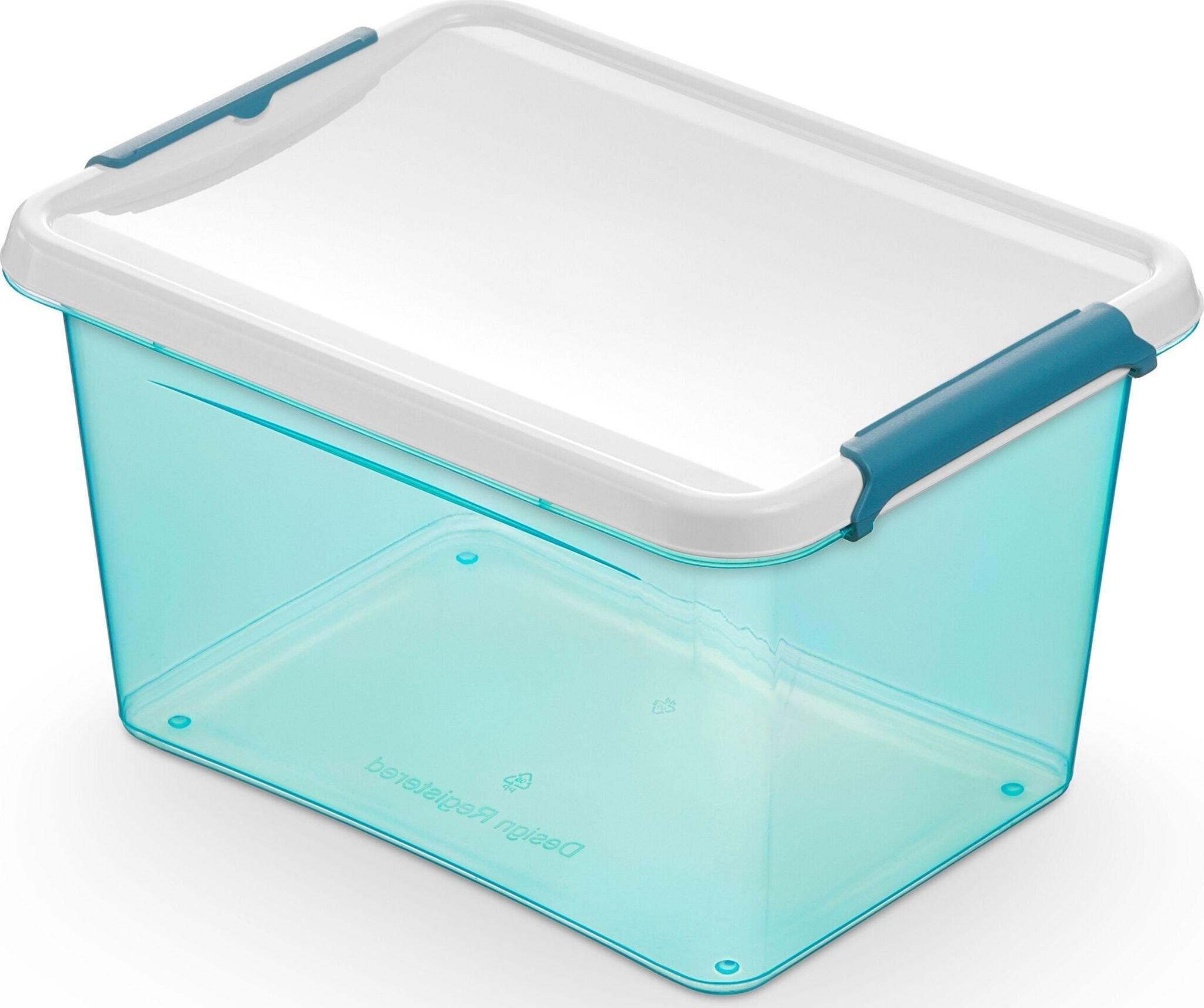 Pojemnik Pudełko na Żywność Orplast Arctic Line 2 l Prostokątny