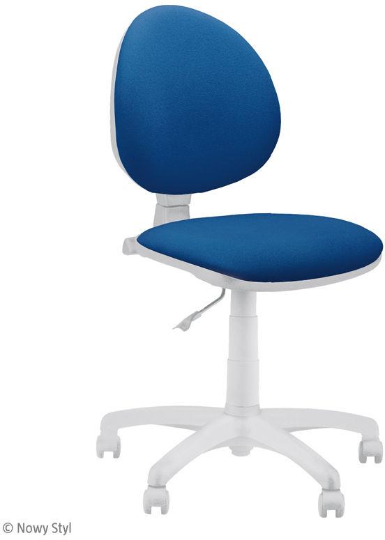 Krzesło biurowe Smart White TS02-K32 RTS Nowy Styl