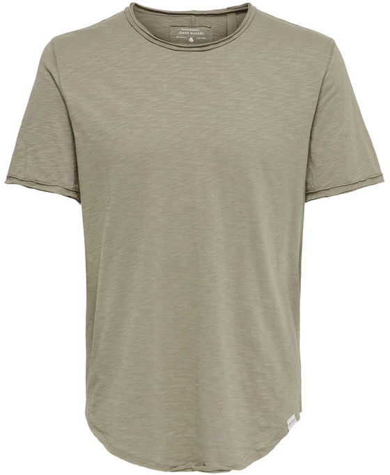 Only & Sons T-Shirt Benne 22017822 Zielony Regular Fit