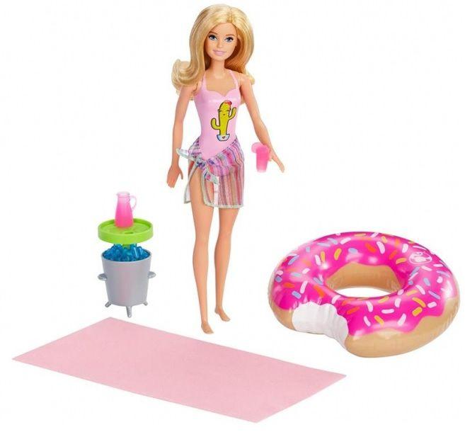Lalka Mattel Barbie GHT20 Donat z akcesoriami