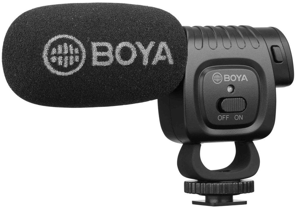 Mikrofon wielofuncyjny typu shotgun Boya BY-BM3011