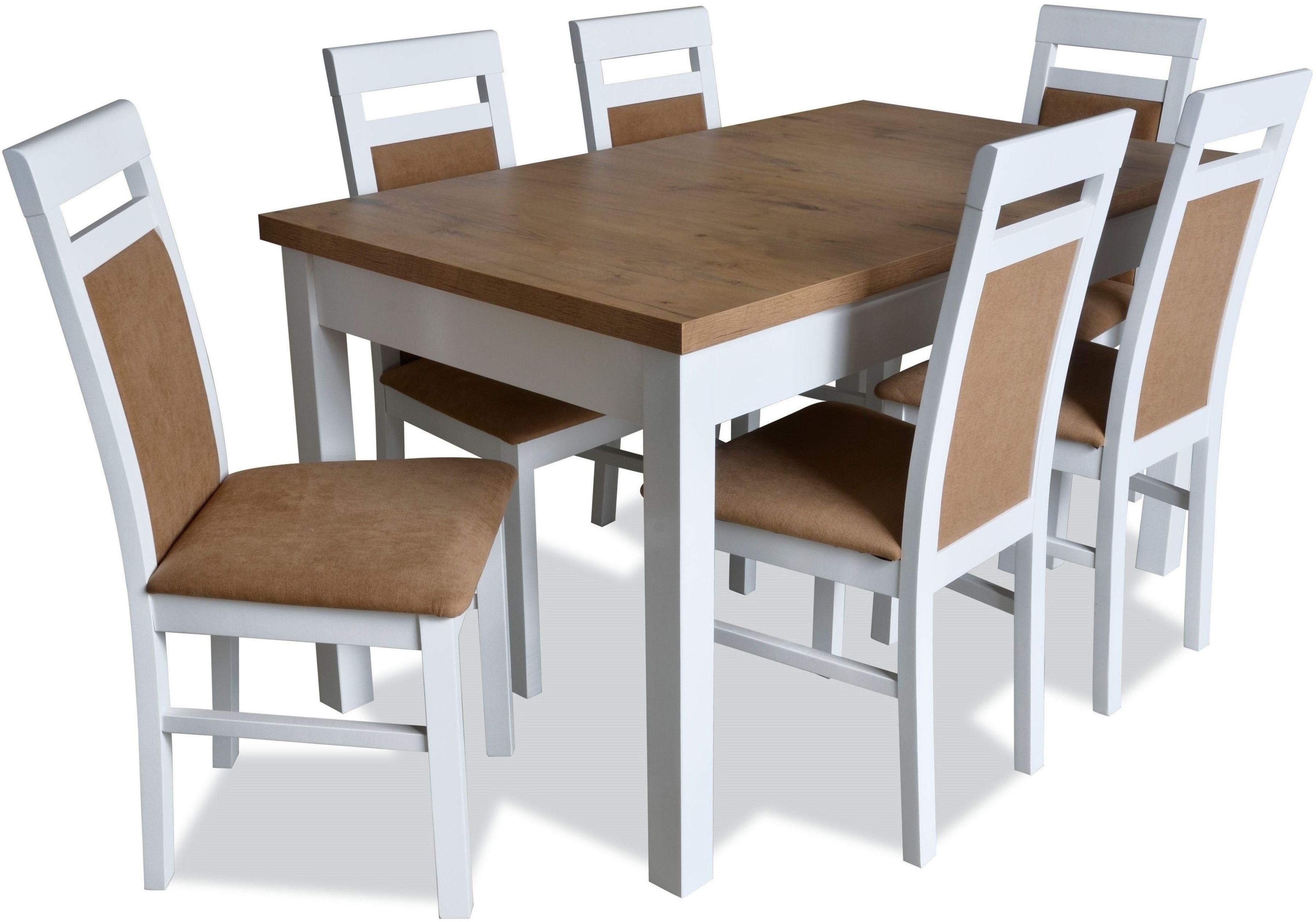 Zestaw Z5 - stół i krzesła