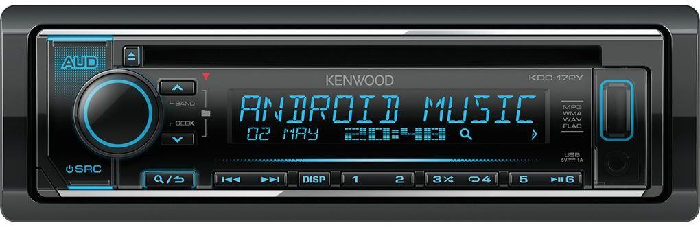 KDC-172Y Radioodtwarzacz samochodowy Kenwood