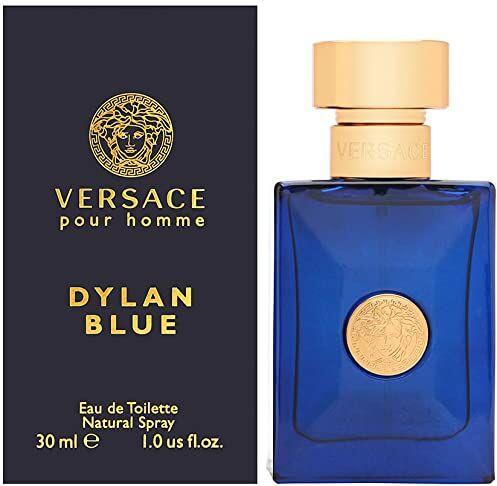 Versace Dylan Blue Pour Homme Eau de Toilette, 30 ml
