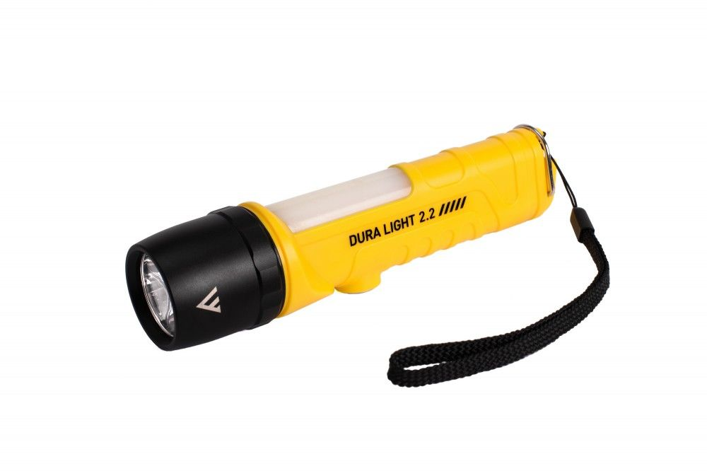 Latarka ręczna, DURA LIGHT 2.2 400 lm