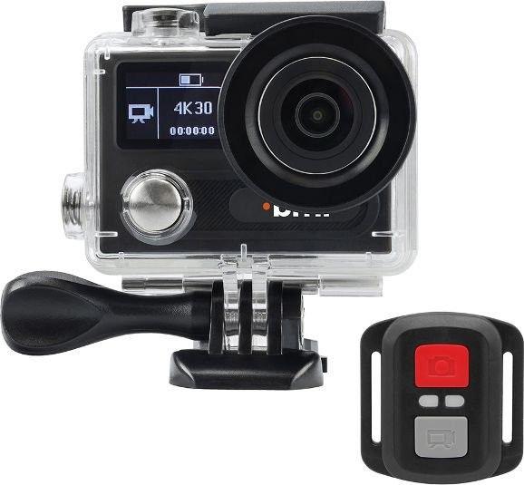 Kamera sportowa BML cShot5 4K + Akcesoria + Ładowarka zewnętrzna ZOBACZ Zestawy Specjalne