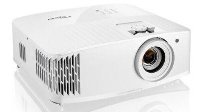 Projektor Optoma UHD42 + UCHWYT i KABEL HDMI GRATIS !!! MOŻLIWOŚĆ NEGOCJACJI  Odbiór Salon WA-WA lub Kurier 24H. Zadzwoń i Zamów: 888-111-321 !!!