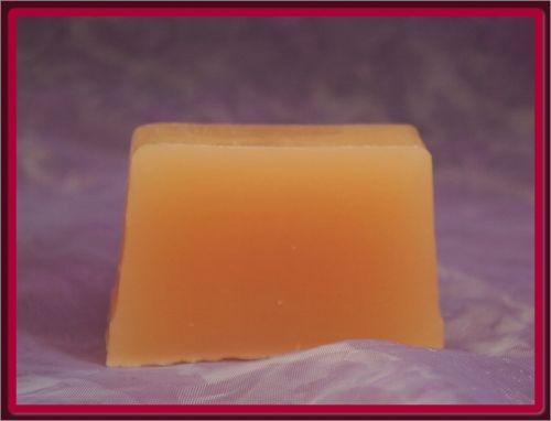 SZARE - naturalne mydło na wagę