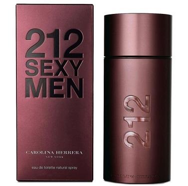 Carolina Herrera 212 Sexy For Men woda toaletowa - 100ml Do każdego zamówienia upominek gratis.