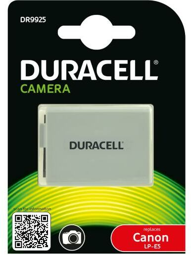 Duracell DR9925 zamiennik Canon LP-E5