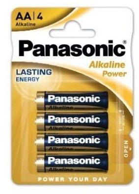 Baterie AA/LR6 Panasonic Alkaline Power 4 sztuki