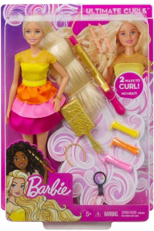 Lalka Mattel Barbie GBK24 Stylowe Loki
