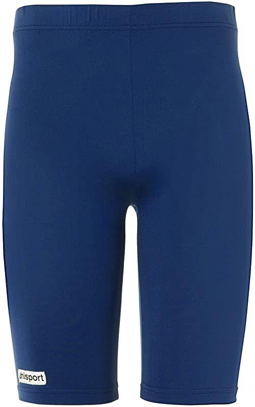 uhlsport Tight Distinction Colors męskie legginsy niebieski morski X-S
