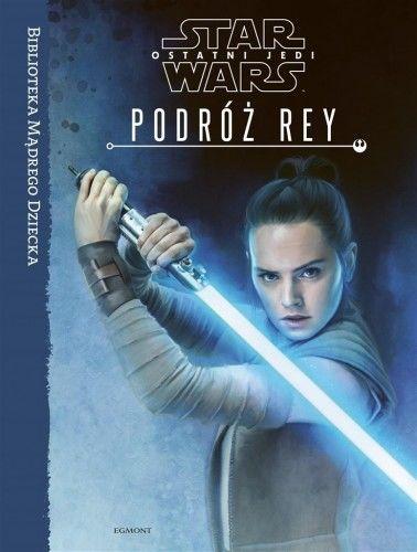 Star Wars Ostatni Jedi. Podróż Rey. Biblioteka
