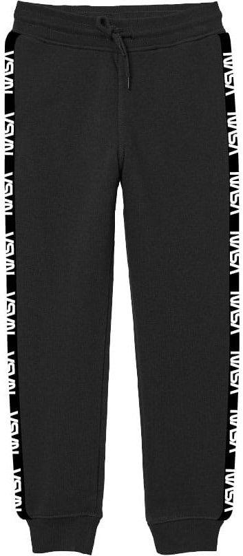 Spodnie dresowe dla chłopca NASA czarne
