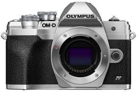 Aparat Olympus OM-D E-M10 Mark IV body czarny