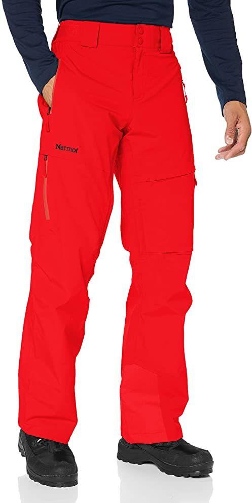 Marmot Męskie spodnie cargo, Victory Red, S