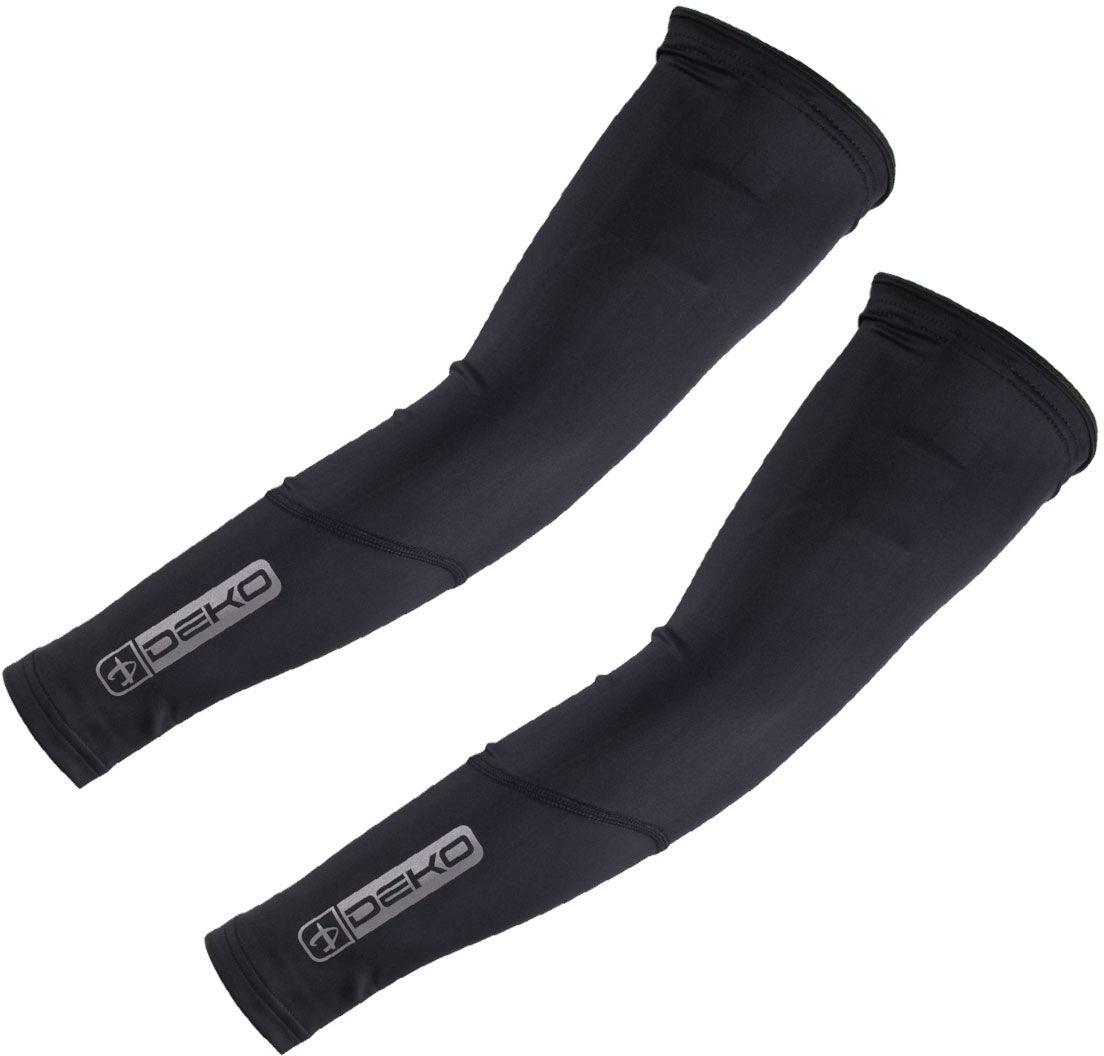 DEKO DUAL rękawki nieocieplane czarne Rozmiar: M-L,DUAL-rek-blk