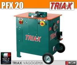 Giętarka elektryczna PFX20 do prętów zbrojeniowych jednofazowa