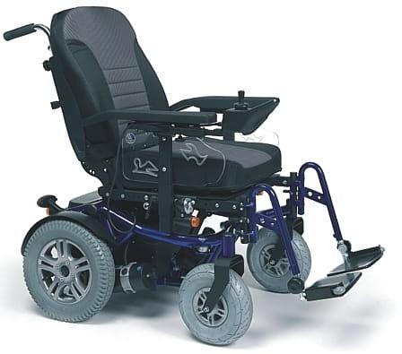 Wózek inwalidzki elektryczny FOREST 10 km/h