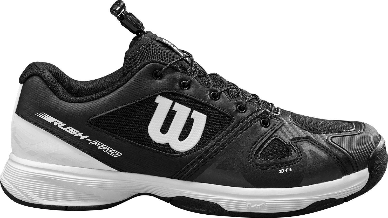 Wilson Rush Pro Jr QL - black/white/black