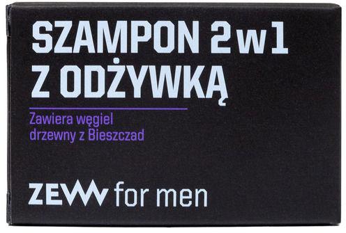 ZEW for men - Szampon 2w1 z odżywką