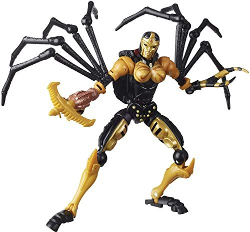 Hasbro Collectibles - Transformers Generations War For Cybertron KDeluxe Black Arachnia