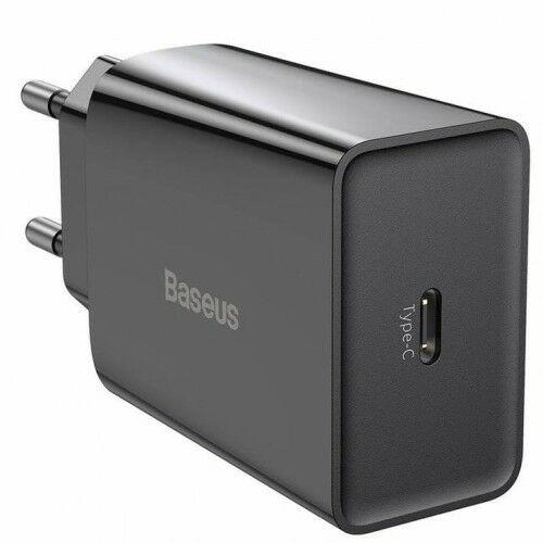 Ładowarka sieciowa Baseus Speed Mini QC USB-C 20W 3A , czarna