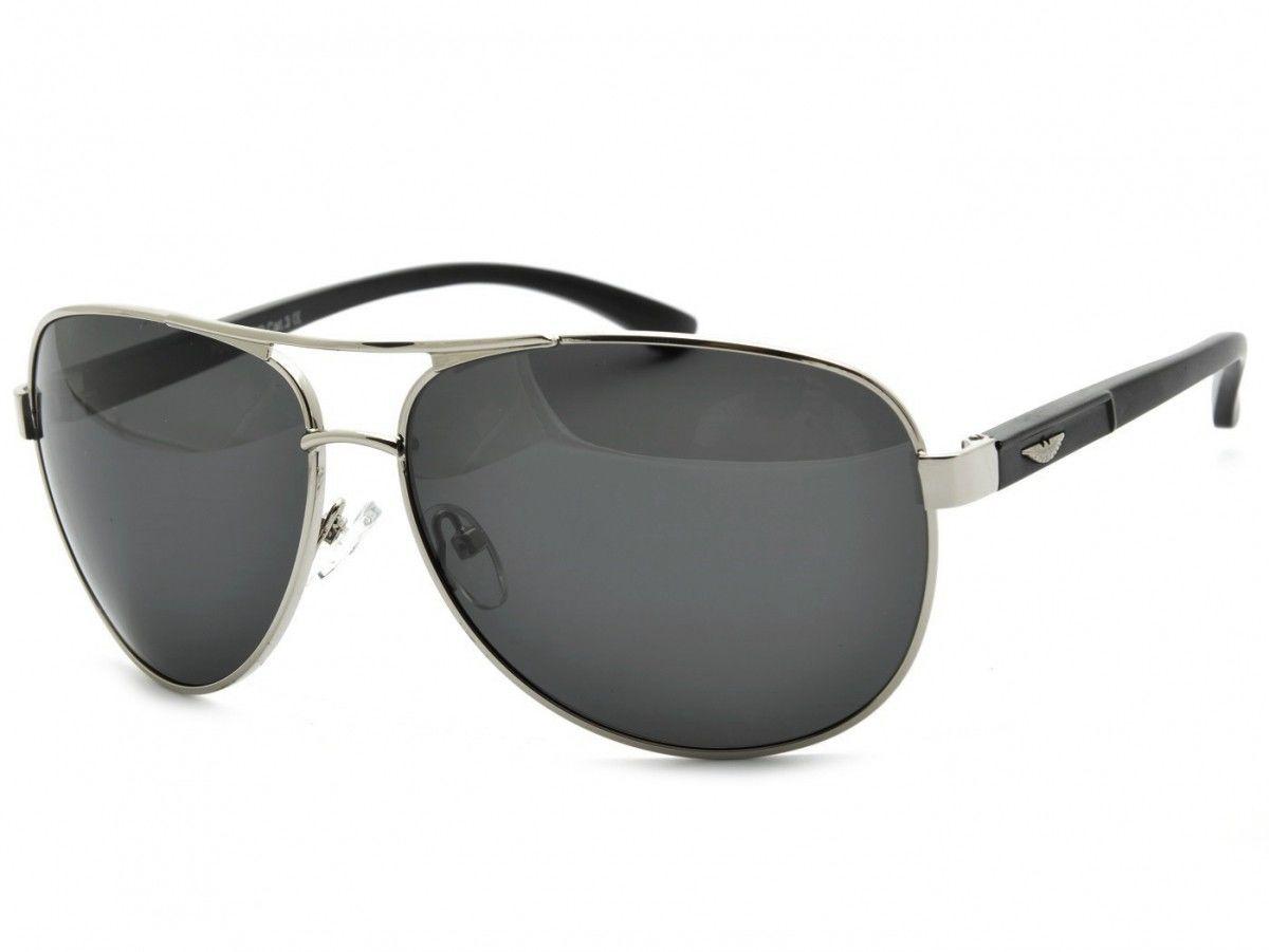 Pilotki Polaryzacyjne okulary Aviator POL-51