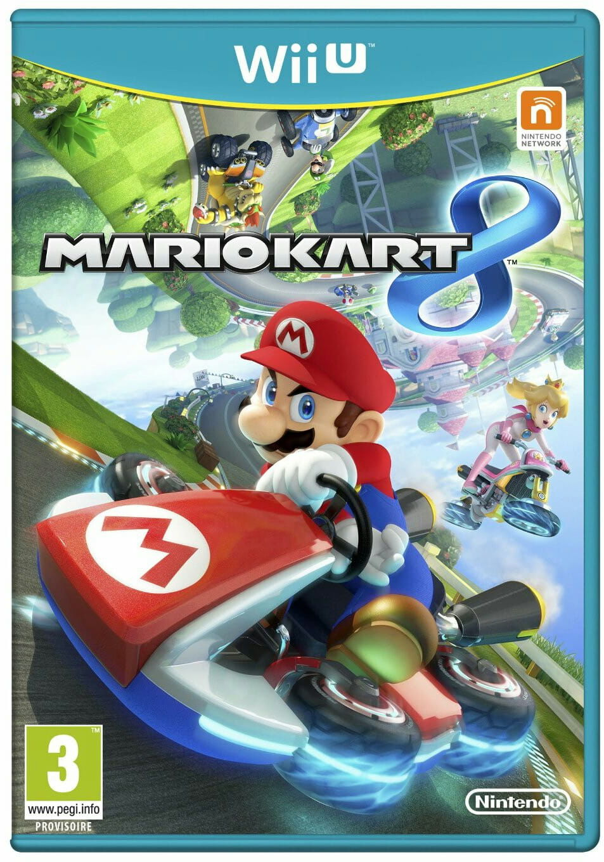 Gra Mario Kart 8 (WiiU)