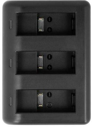 Newell Ładowarka trójkanałowa SDC-USB do akumulatorów AABAT-001