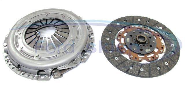 komplet sprzęgła Sachs - 1.5 i 1.6 TDCi
