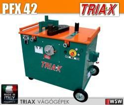 Giętarka elektryczna PFX42 triax do prętów zbrojeniowych trójfazowa