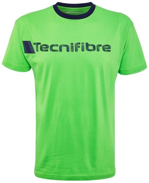 Tecnifibre Cotton Tee M - green