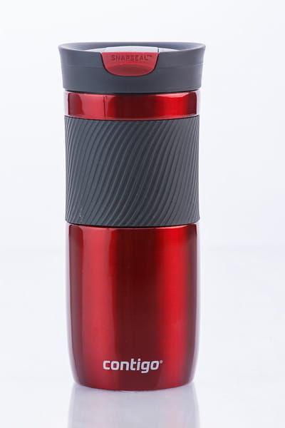 Contigo Kubek termiczny Byron Czerwony 470 ml