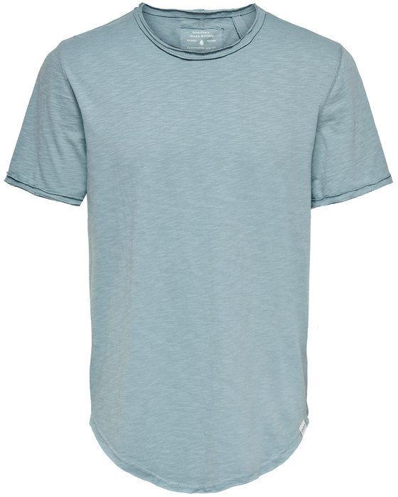 Only & Sons T-Shirt Benne 22017822 Niebieski Regular Fit