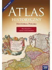 Wczoraj i dziś kl. 4 atlas historyczny - Opracowania Zbiorowe