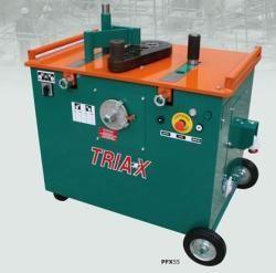 Giętarka elektryczna PFX52 do prętów zbrojeniowych trójfazowa