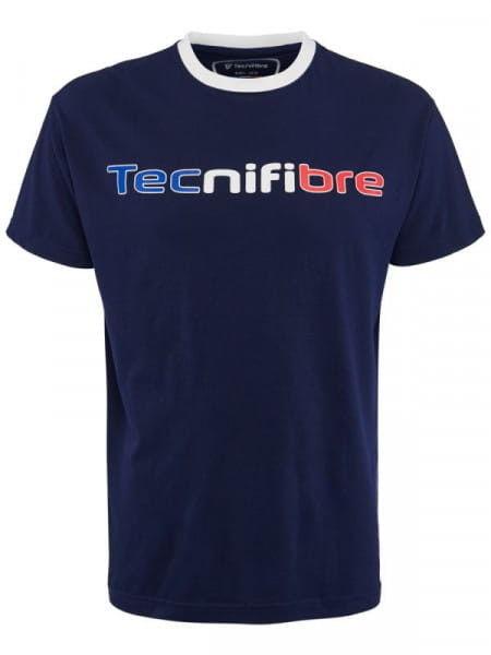 Tecnifibre Cotton Tee M - tricolore