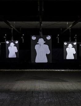 Strzelanie na strzelnicy  Gdańsk