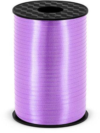 Wstążka plastikowa do balonów lawendowa 5mm 225m PRP5-002
