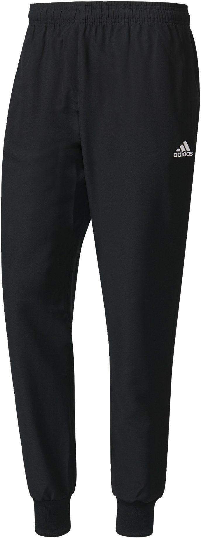 adidas BS2884 spodnie dresowe dla mężczyzn, czarno-białe, S/L