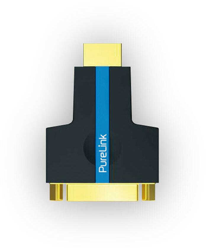 Purelink Cinema CS020 adapter gniazdo DVI-D Single Link na wtyczka HDMI-A