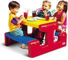 Little Tikes - Stół piknikowy niebieski 4795