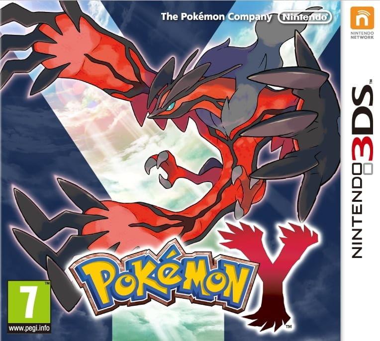 Gra Pokemon Y (3DS)