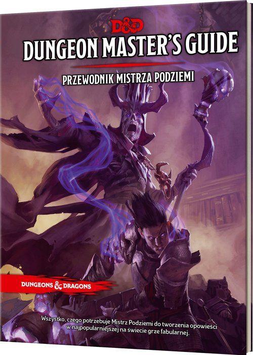 Dungeons & Dragons Dungeon Masters Guide ZAKŁADKA DO KSIĄŻEK GRATIS DO KAŻDEGO ZAMÓWIENIA