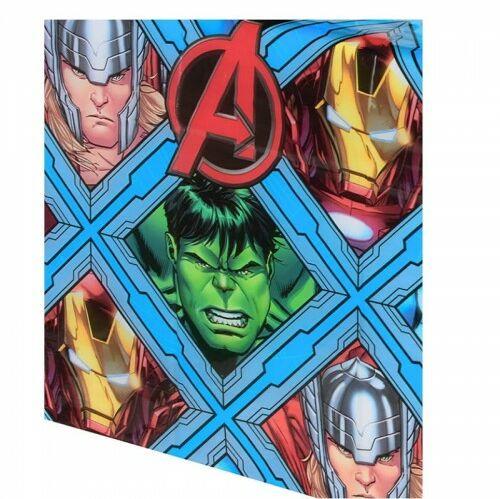 Obrus foliowy Avengers Marvel, 120x180 cm