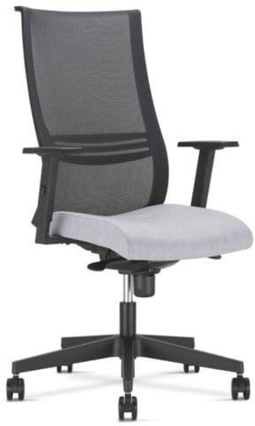 Fotel Biurowy Nowy Styl ALTUM-HB-BL MESH FS Black