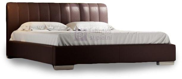 Łóżko tapicerowane Naomi Lux z pojemnikiem New Design