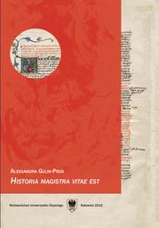 """""""Historia magistra vitae est"""". Podręcznik do języka łacińskiego dla studentów historii. Wyd. 3 - Ebook."""